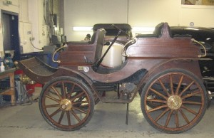 1902 Arrol Johnston Dog Cart