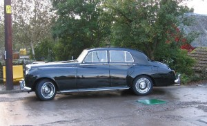 1961 Bentley S2 Work included servicing, replacing a cracked manifold, faults with rear lights and locating a squeek