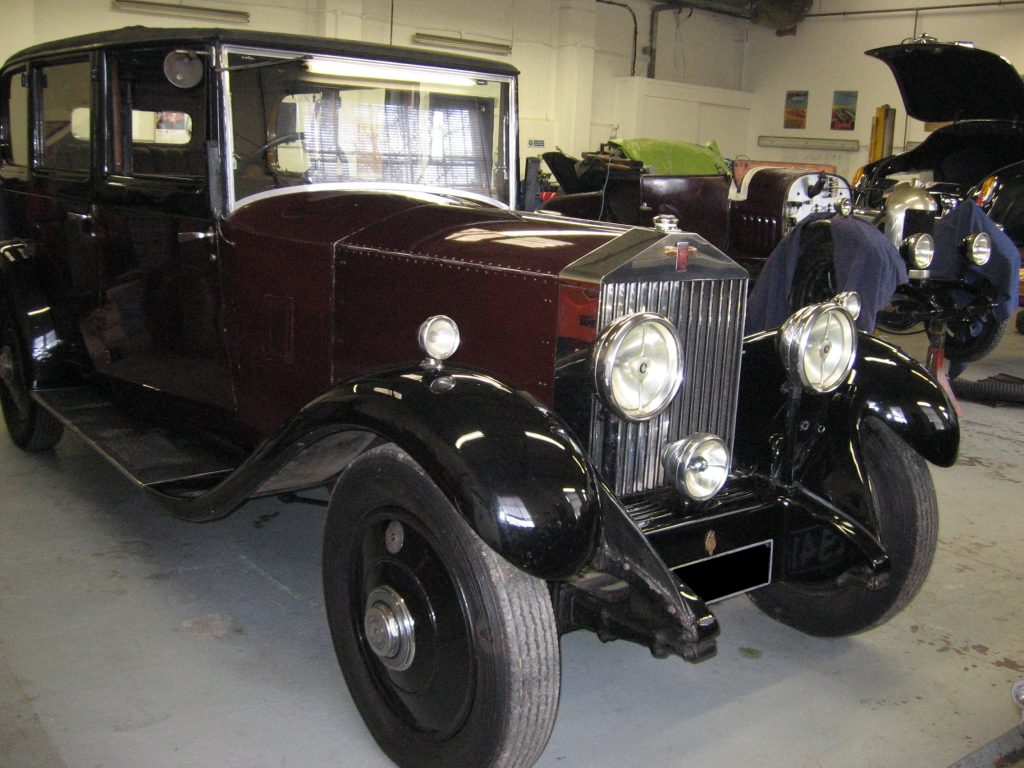 1930 Rolls-Royce 20/25, chassis number GOS 75